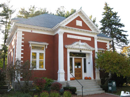 Weeks Public Library